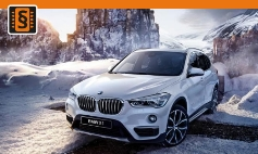 Chiptuning BMW  X1