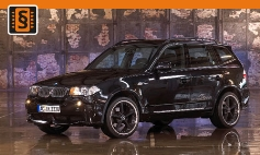 Chiptuning BMW  X3-series E83 (2003 - 2010)