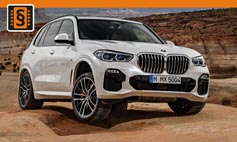 Chiptuning BMW  X5-series G05 (2018 >)