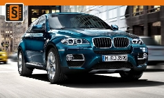 Chiptuning BMW  X6-series E71/E72 (2008 - 2014)