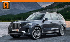 Chiptuning BMW  X7