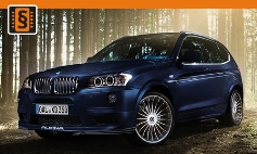 Chiptuning Alpina  XD3