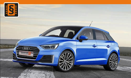 Chiptuning Audi A1 30 TFSI (1.0) 85kw (116hp)