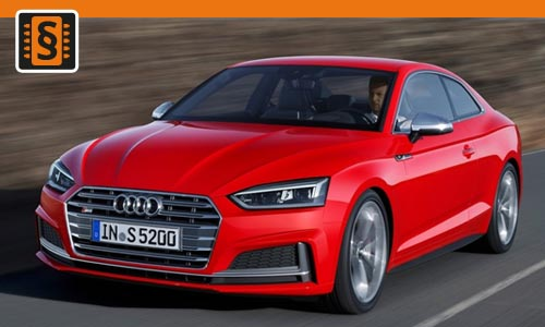 Chiptuning Audi A5 35 TFSI (1.5) 110kw (150hp)