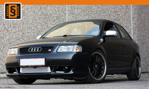 Chiptuning Audi A3 1.9 TDI 74kw (100hp)