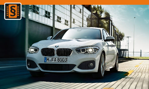 Chiptuning BMW 116d  85kw (116hp)