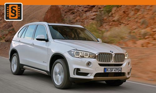 Chiptuning BMW X5M 4.4 423kw (575hp)