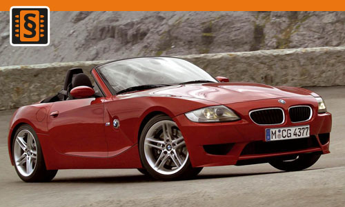 Chiptuning BMW Z4-series 3.0si 195kw (265hp)