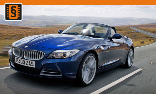 Chiptuning BMW Z4-series sDrive 30i 190kw (258hp)