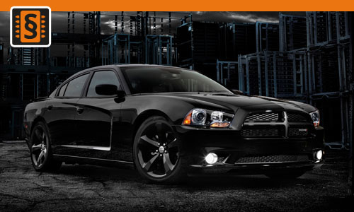 Chiptuning Dodge Charger SRT8 6.1 Hemi V8 313kw (425hp)
