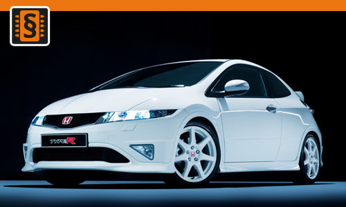 Chiptuning Honda Civic 2.2 i-DTEC 110kw (150hp)