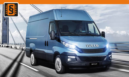 Chiptuning Iveco Daily 3.0 HPI 125kw (170hp)