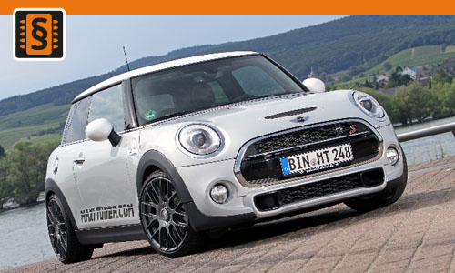 Chiptuning Mini Cooper S 2.0 Turbo 120kw (163hp)
