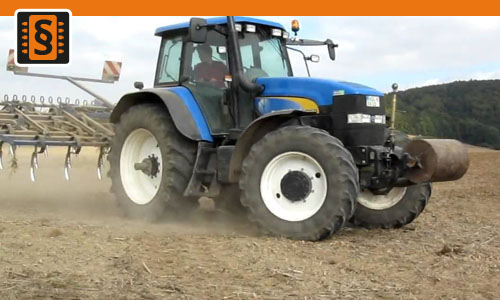 Chiptuning New Holland TM 190  142kw (193hp)