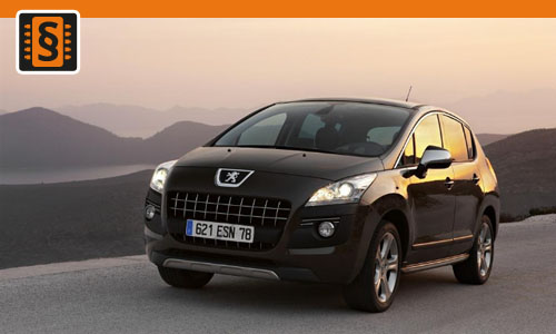 Chiptuning Peugeot 3008 1.6 BlueHDi 88kw (120hp)