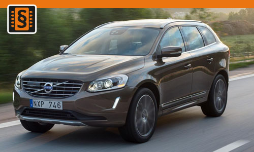 Chiptuning Volvo XC60 2.0 T 149kw (203hp)