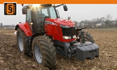 Chiptuning Massey Ferguson  7000 Series
