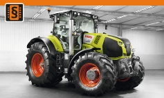 Chiptuning Claas  Axion