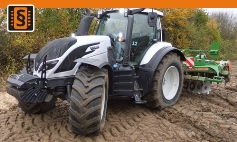 Chiptuning Valtra  T Series
