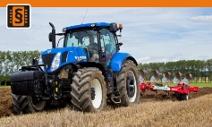Chiptuning New Holland  T7000