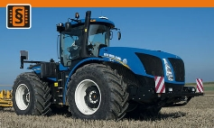 Chiptuning New Holland  T9