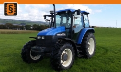 Chiptuning New Holland  TS