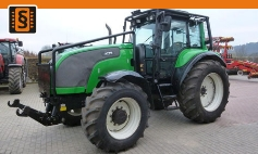 Chiptuning Valtra  XM Series