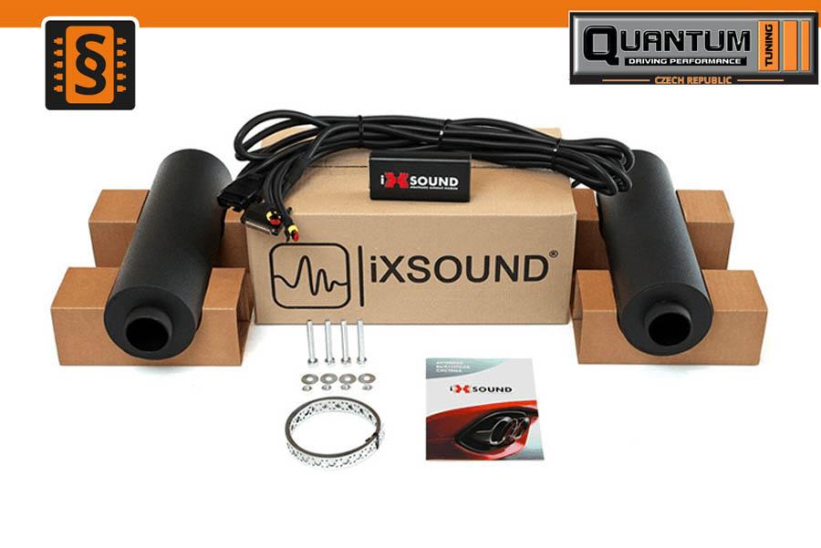 iXsound Quantum