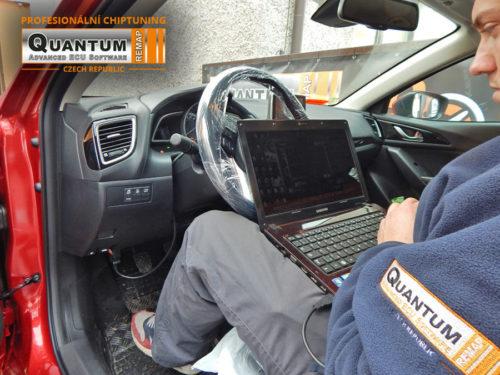Chiptuning Mazda 3 2.0 SkyActive-G 88kW 120HP