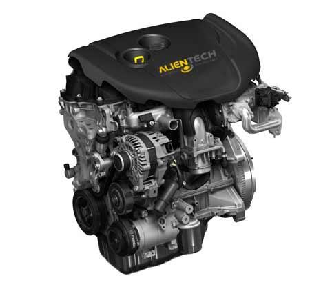 Motor Mazda 3 Skyactive