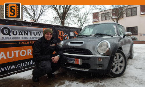 Reference - chiptuning - Mini Cooper S 1.6 125kW (170hp)