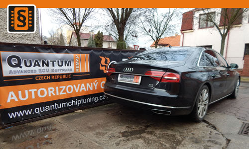 Reference chiptuning Audi A8 L 3.0TDi