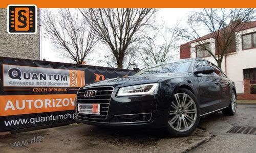 Reference chiptuning Audi A8 L 3.0TDi Quantum