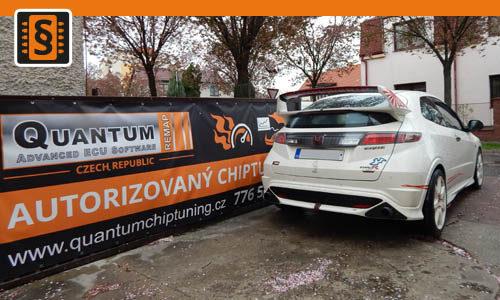 Reference Chiptuning Praha Honda Civic Type R