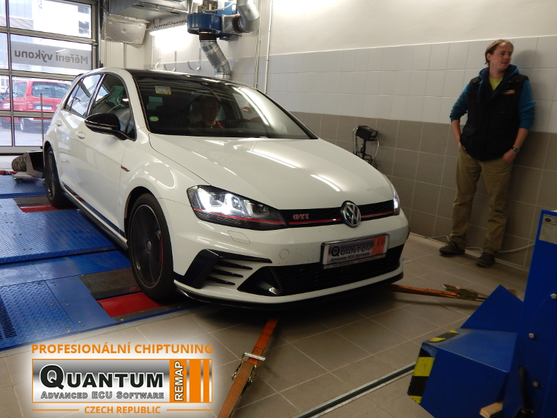 Volkswagen Golf GTi Clubsport 290HP