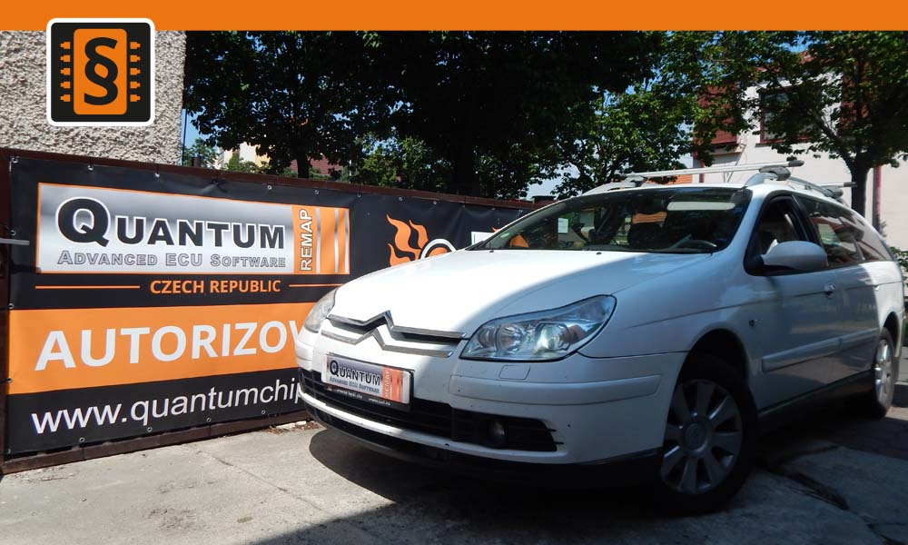 Reference Praha Chiptuning Citroen C5 2.0HDi 100kw