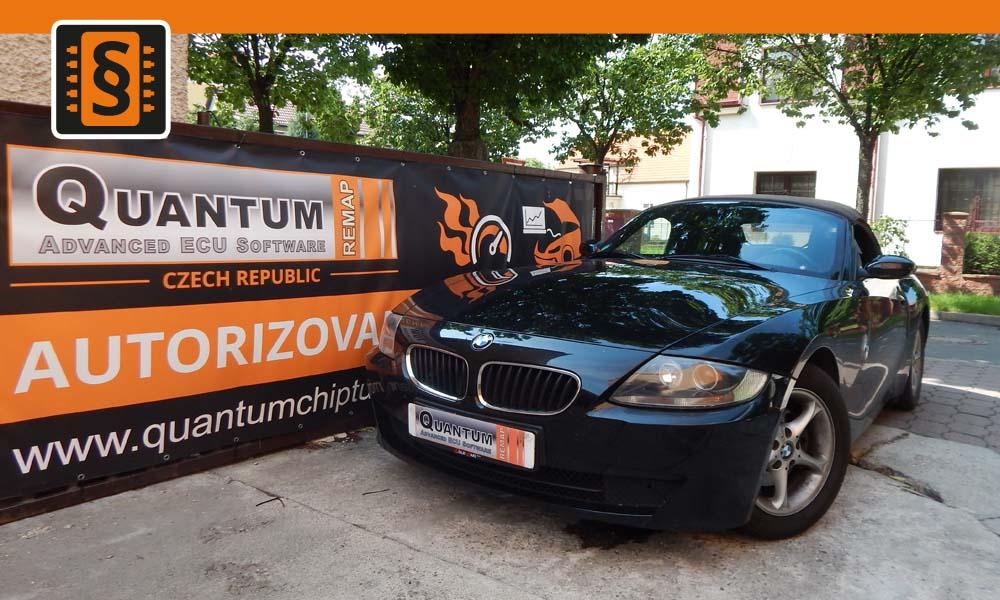 Reference Praha Chiptuning BMW Z4 2.0i 110kW