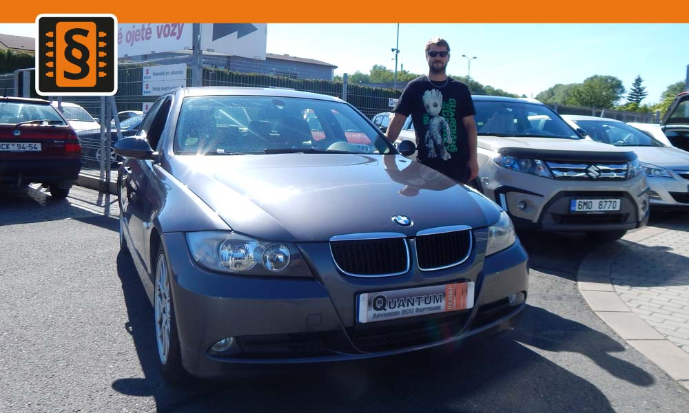 Reference Olomouc Chiptuning BMW E90 320D