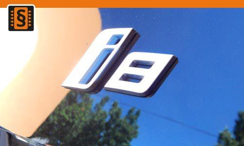 Reference Quantum Praha Chiptuning BMW i8 Hybrid Logo