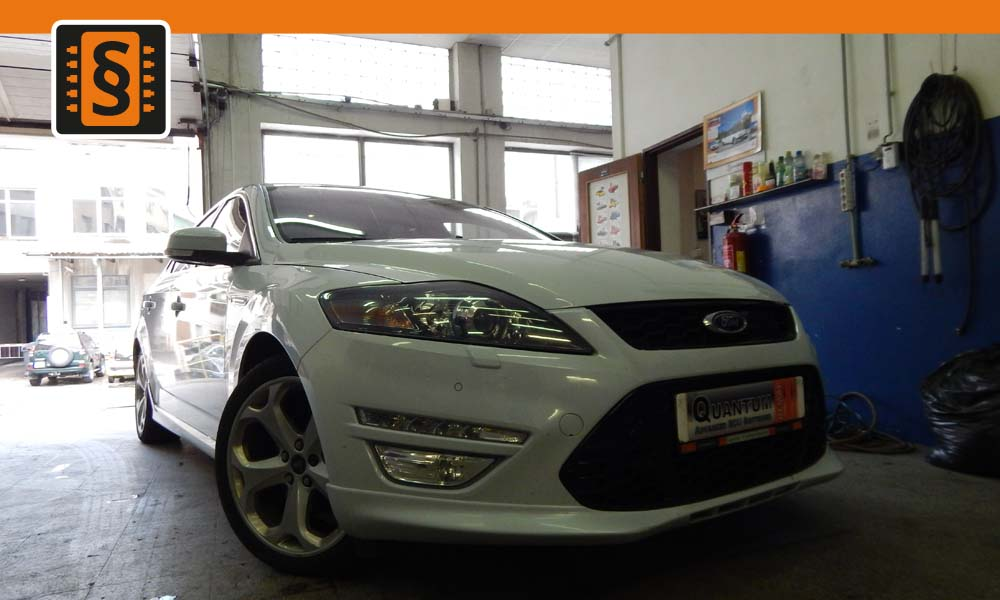 Reference Chiptuning Jihlava Ford Mondeo 2.2TDCi 147kw