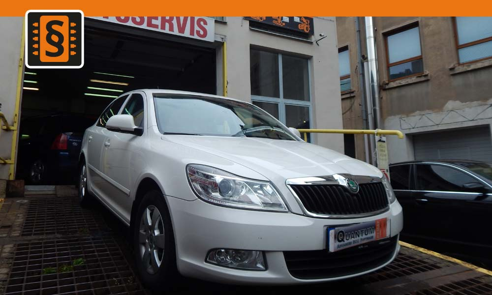 Reference Chiptuning Jihlava Škoda Superb 103kw 140hp