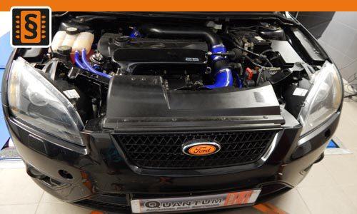 Měření výkonu - Chiptuning Ford Focus ST 2.5T Engine