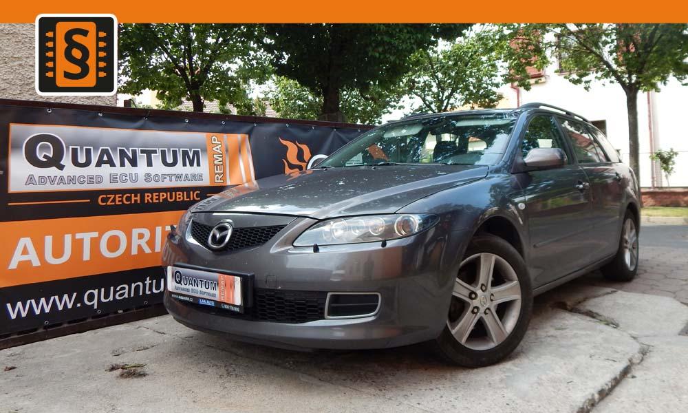 Reference Chiptuning Praha Mazda 6