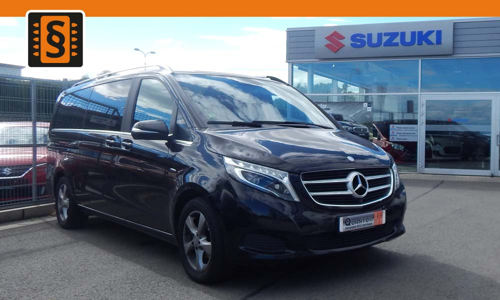 Reference Quantum Olomouc Chiptuning Mercedes V-Class 220CDi 120kW