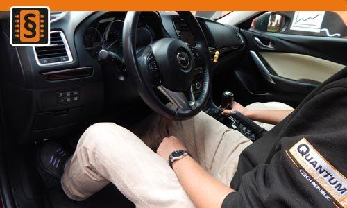 Reference Praha Chiptuning Mazda 6 2.2 SkyActive-D Interier