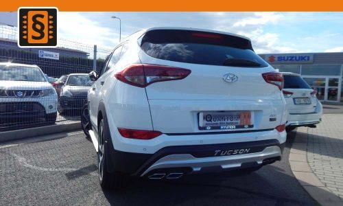 Reference Olomouc Chiptuning Hyundai Tucson 1.6T-GDi 130kW