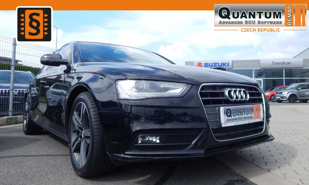 Reference Olomouc Chiptuning Audi A4 1.8TFSi 120hp