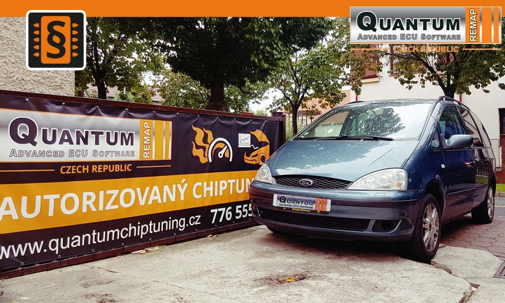 Reference Praha Autorizovaný Chiptuning Ford Galaxy 1.9TDi 85kw