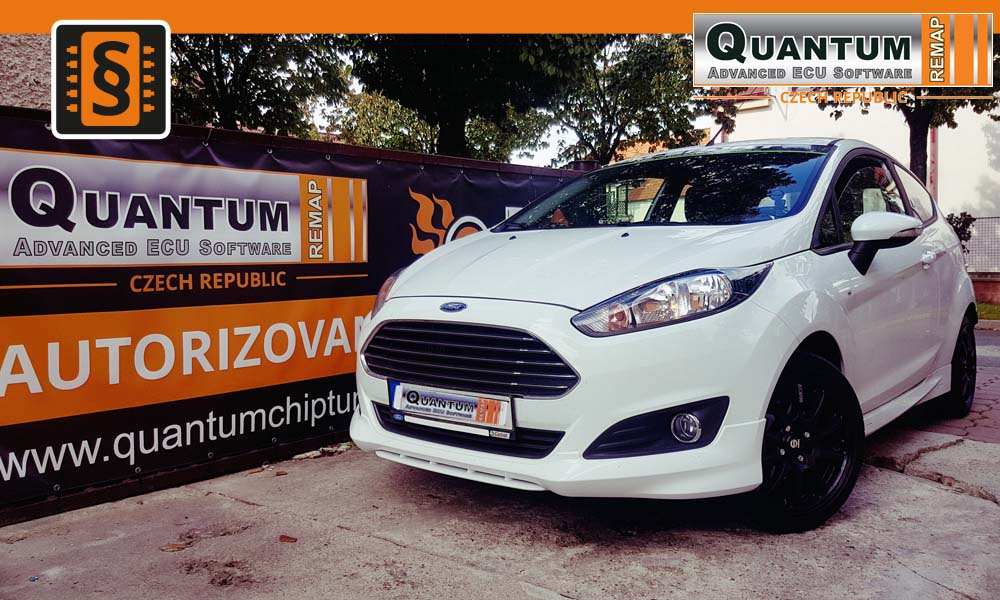 Reference Praha Autorizovaný Chiptuning Ford Fiesta 1.0T EcoBoost