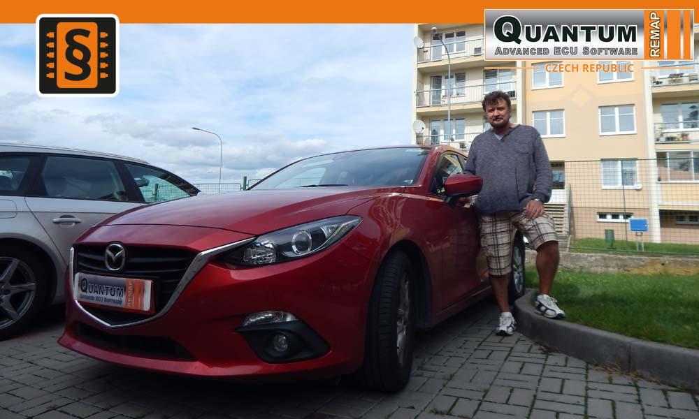 Reference Most Chiptuning Mazda 3 2.0 SkyActiv G